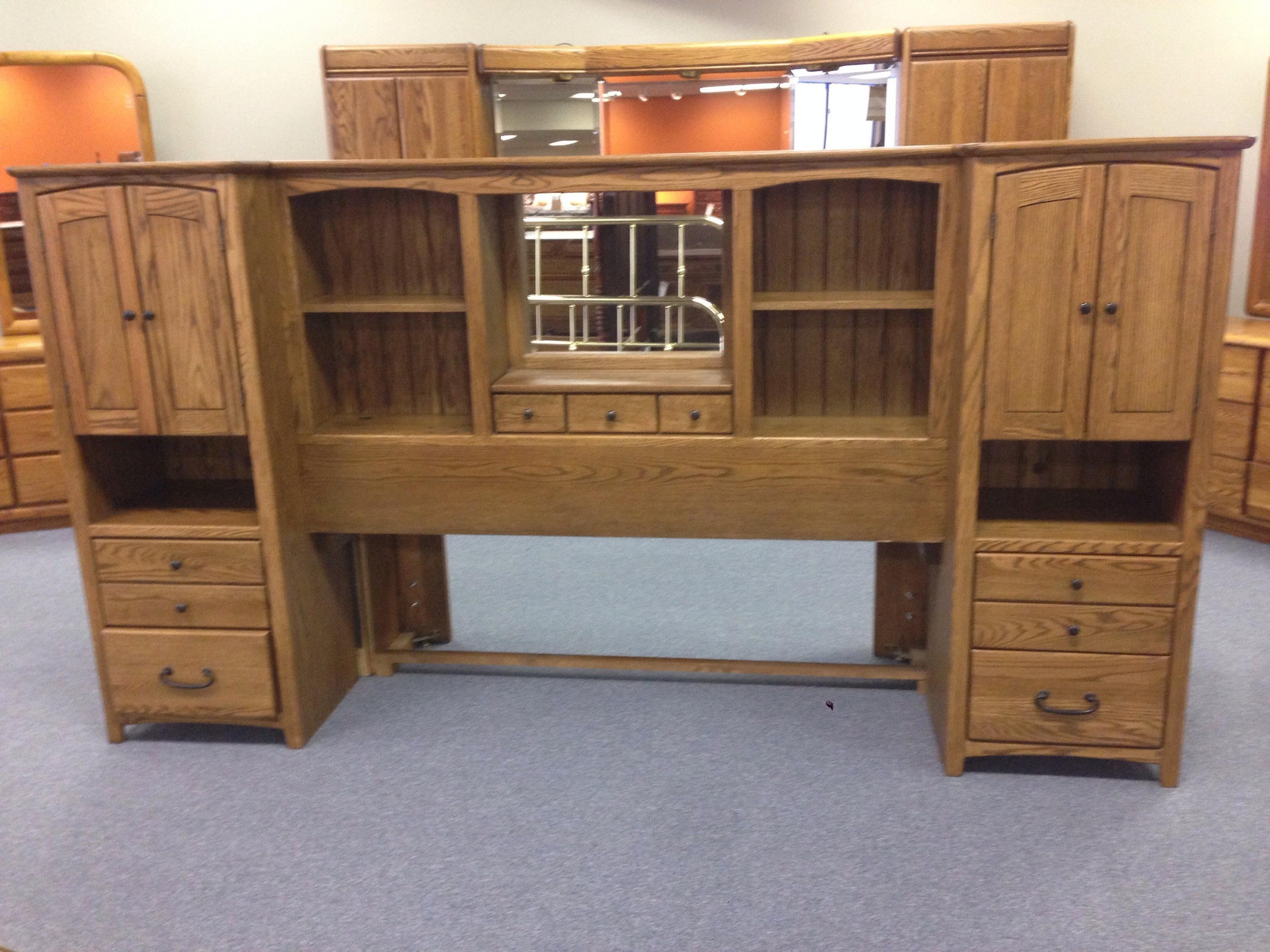 blackhawk queen wallbed allegheny furniture consignment