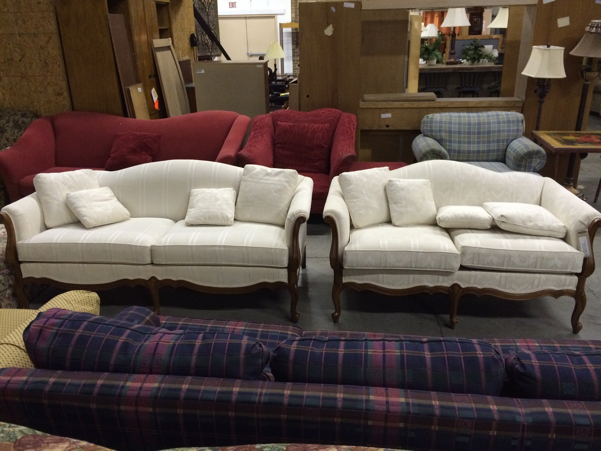 THOMASVILLE LIVING ROOM SET Allegheny Furniture Consignment
