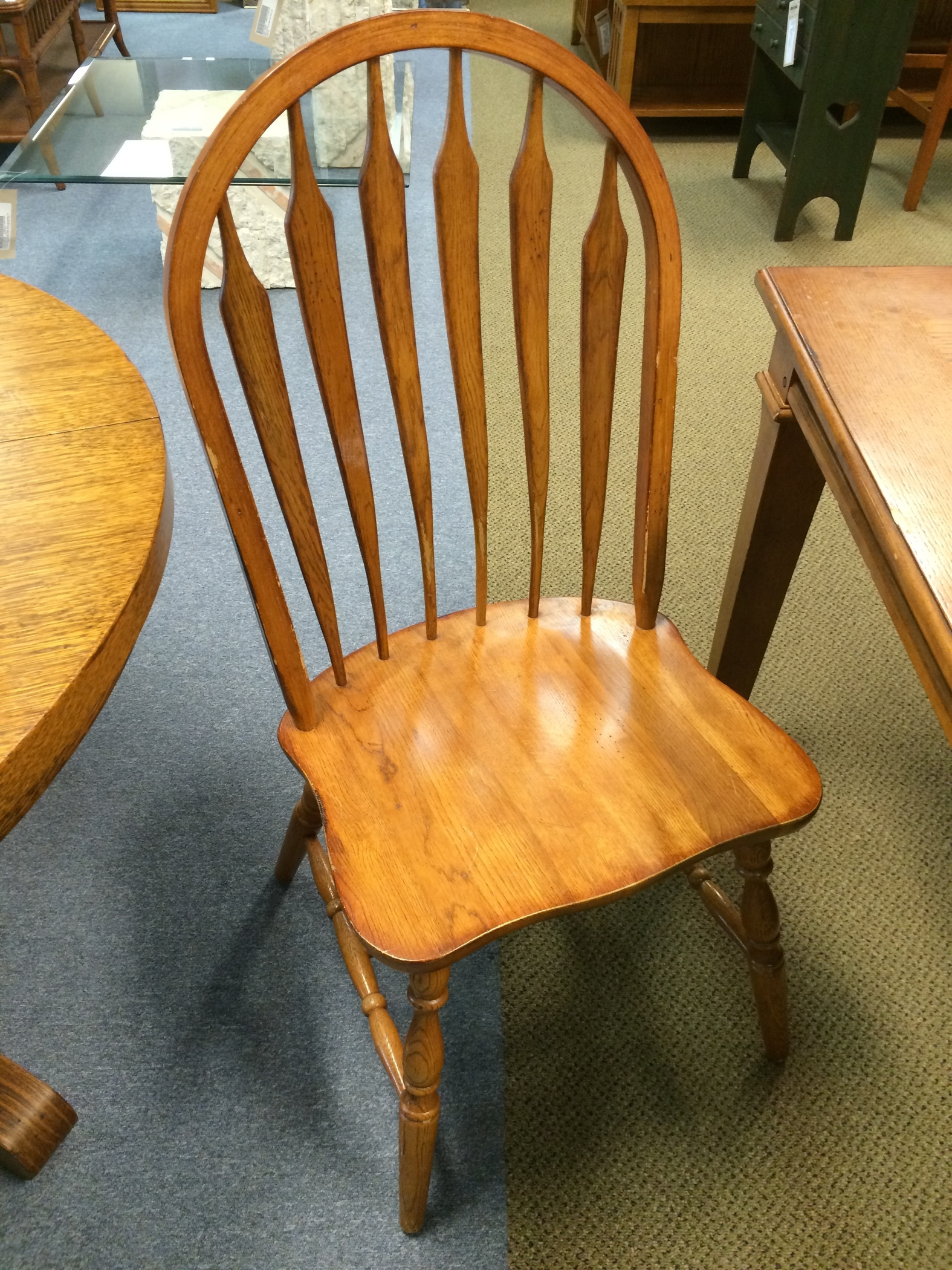 TABLE AND 4 CHAIRS Allegheny Furniture Consignment