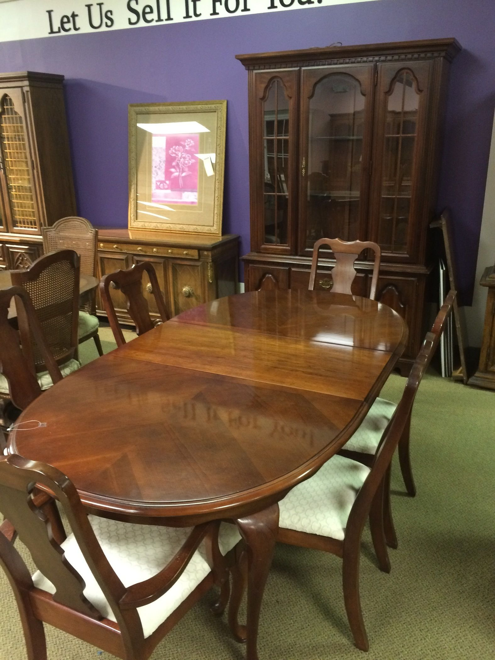 BROYHILL DINING ROOM | Allegheny Furniture Consignment