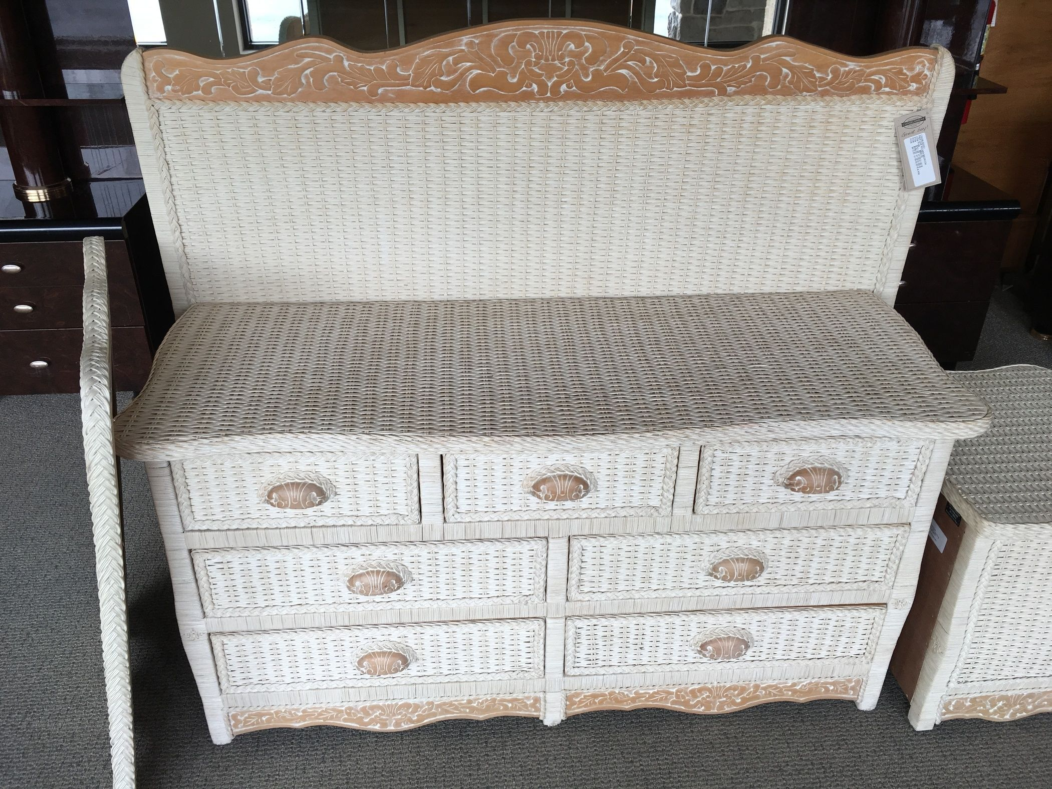 Wicker Bedroom Furniture Pier One Pier One Wicker Bedroom Allegheny Furniture Consignment