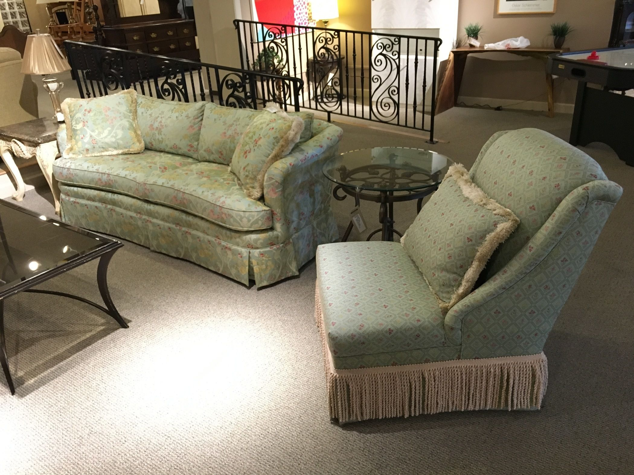 MASTERFIELD SOFA AND CHAIR