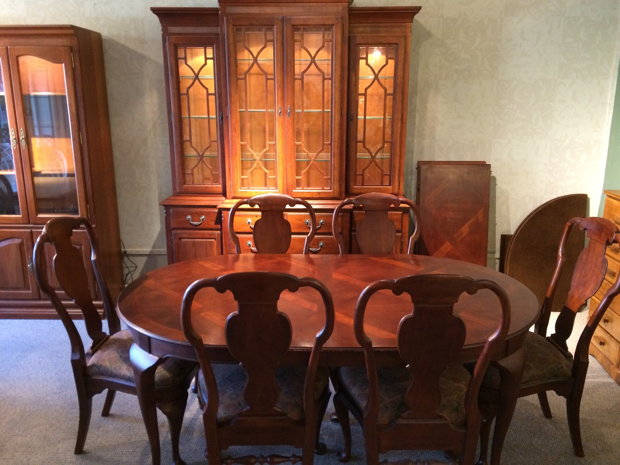drexel heritage dining room allegheny furniture consignment