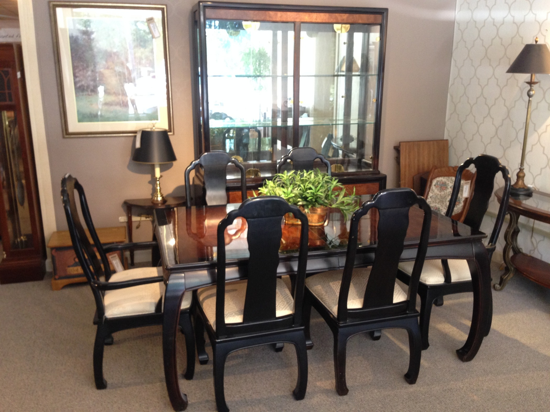 bernhardt dining room allegheny furniture consignment