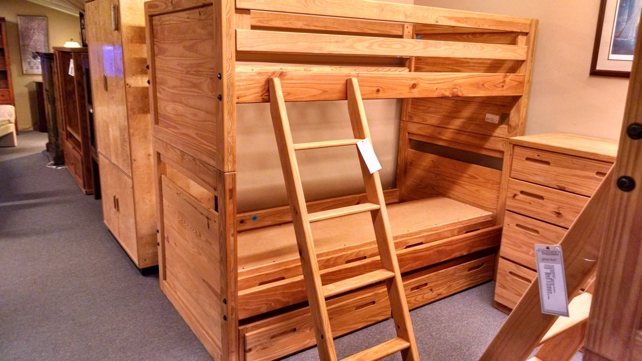 This End Up Twin Bunkbed Delmarva Furniture Consignment