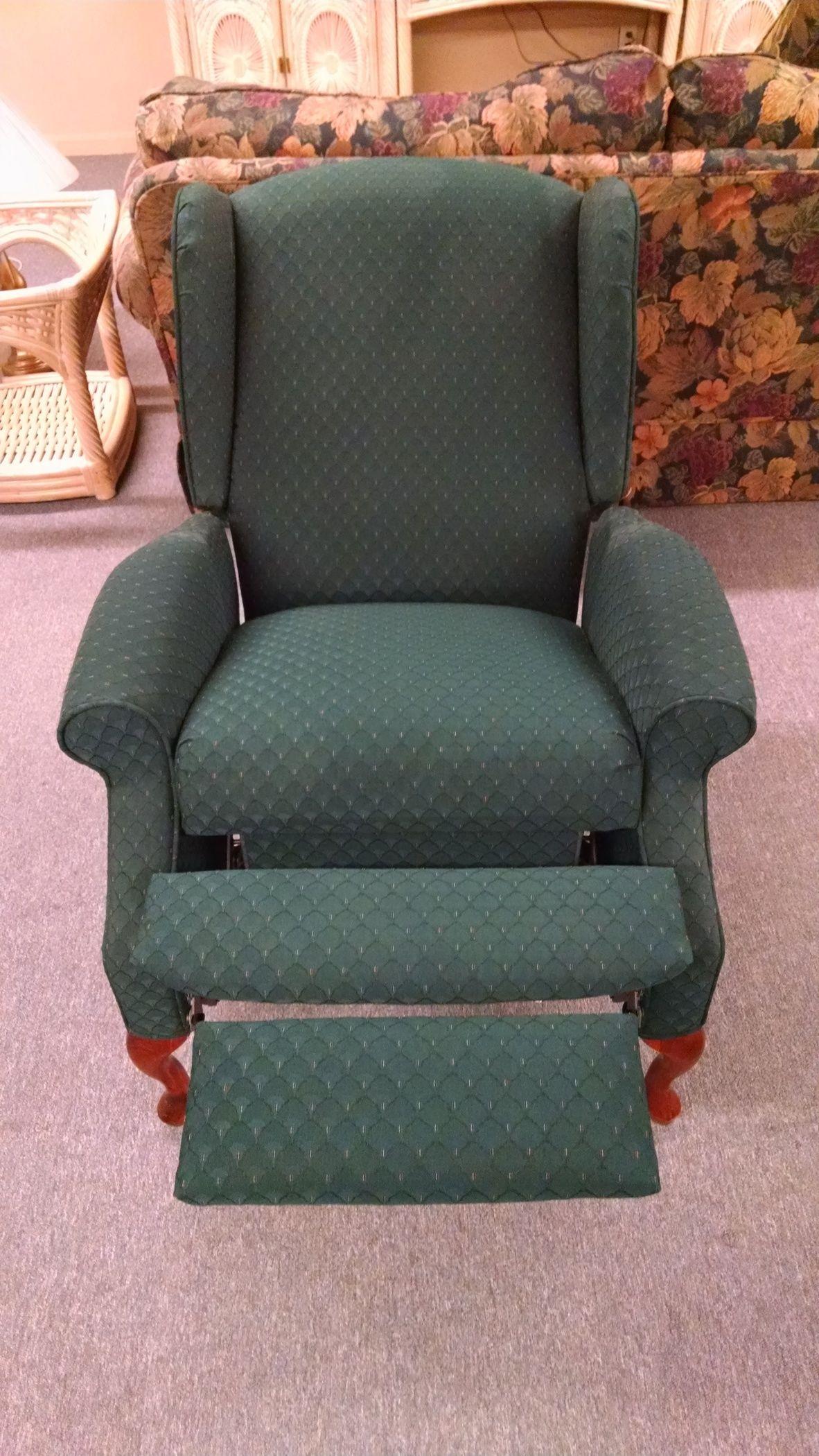 Broyhill Hi Leg Recliners Delmarva Furniture Consignment