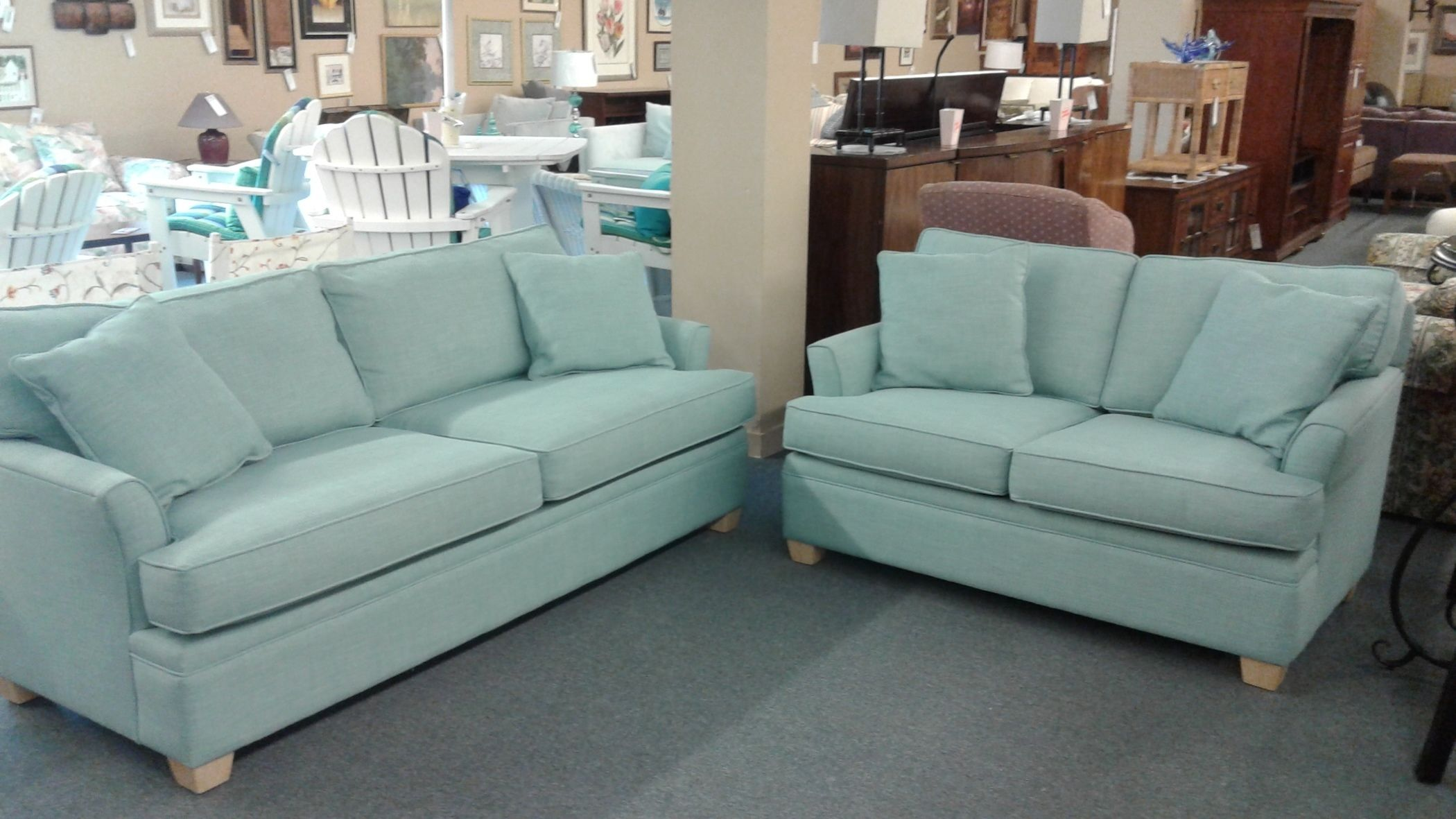 BRAXTON CULLER SOFA LOVESEAT Delmarva Furniture Consignment