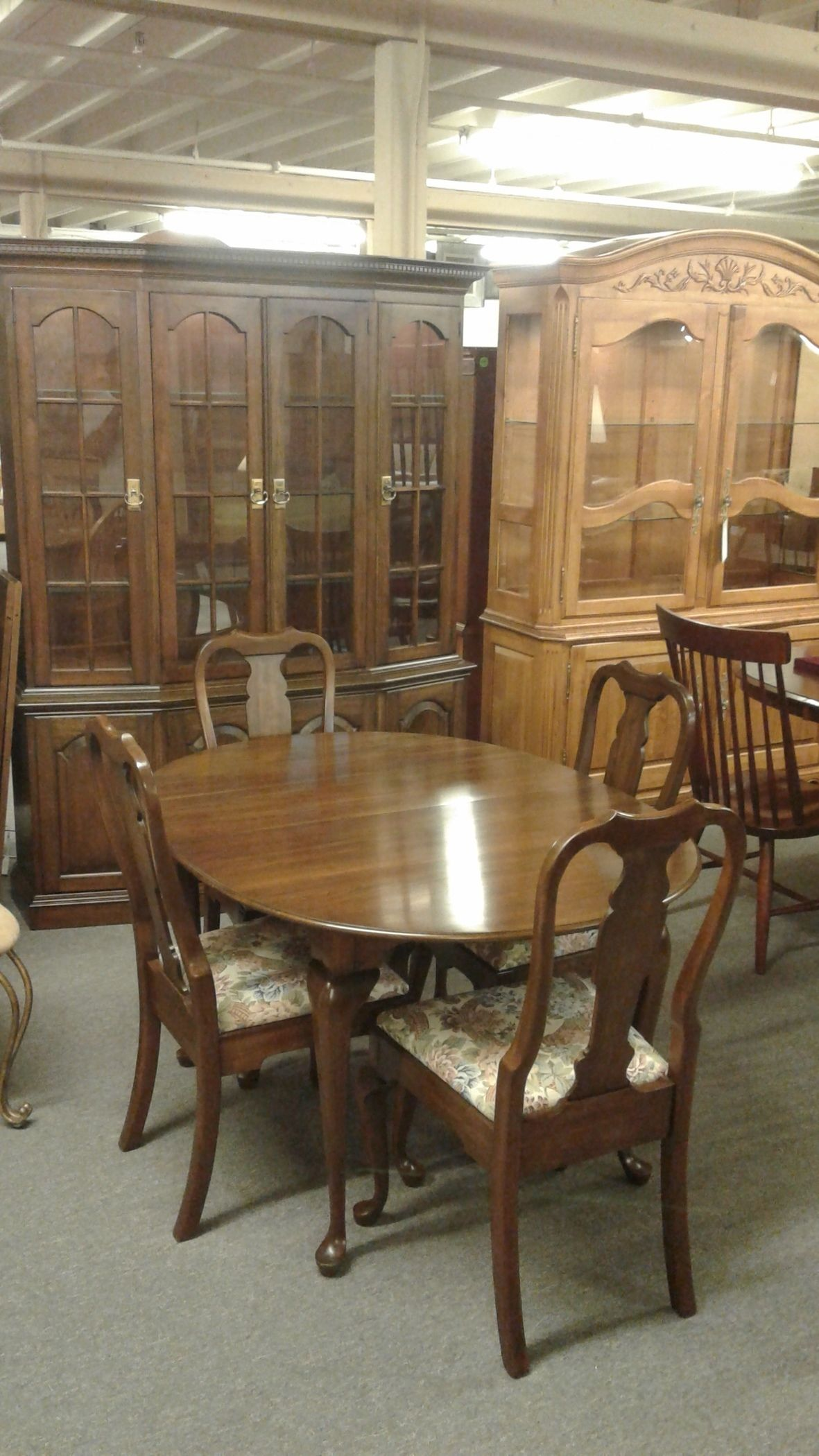 Pennsylvania House Dining Set Delmarva Furniture Consignment
