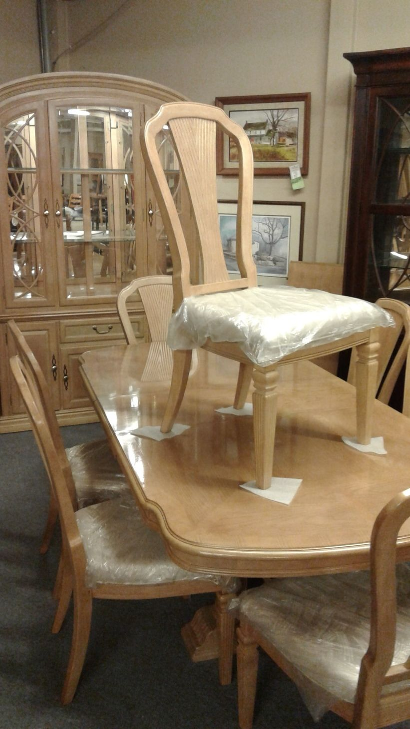 DINING ROOM SET | Delmarva Furniture Consignment