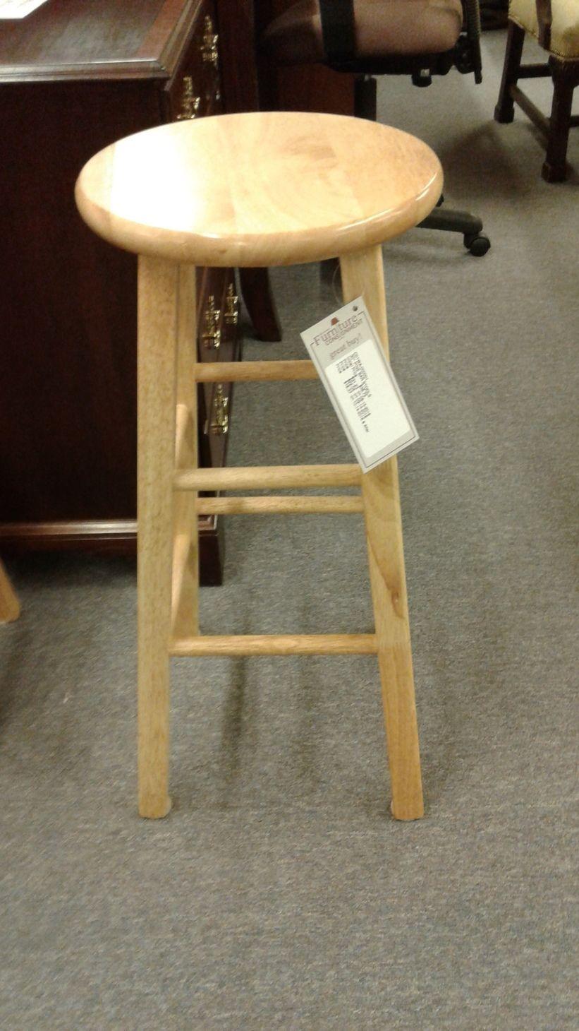 30 Quot Pine Bar Stools Delmarva Furniture Consignment