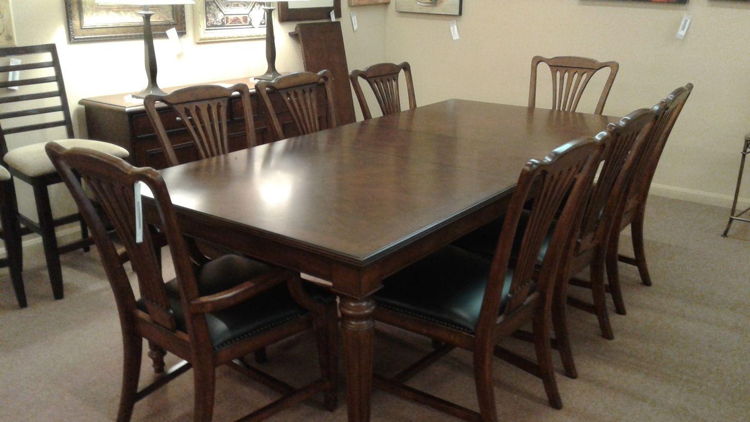 FINE FURNITURE DINING ROOM SET Delmarva Furniture