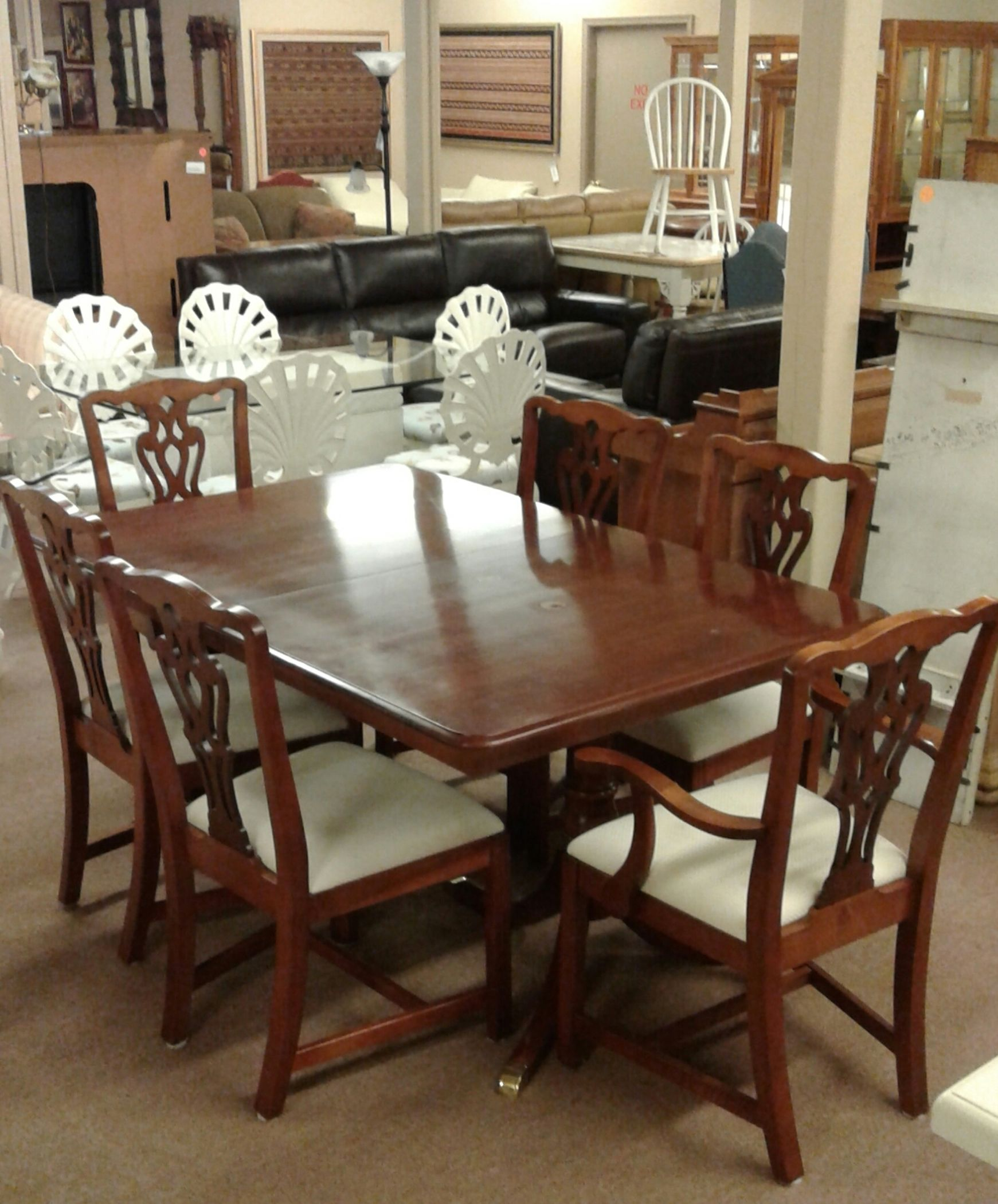 28 Pennsylvania House Dining Room Chairs Cherry Dining Table By Pennsylvania House And 8