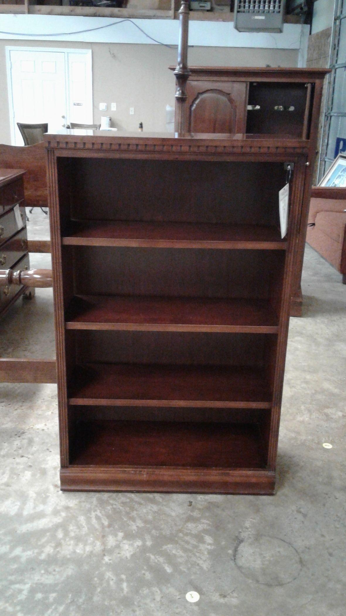 Knob Creek Bookcase Delmarva Furniture Consignment
