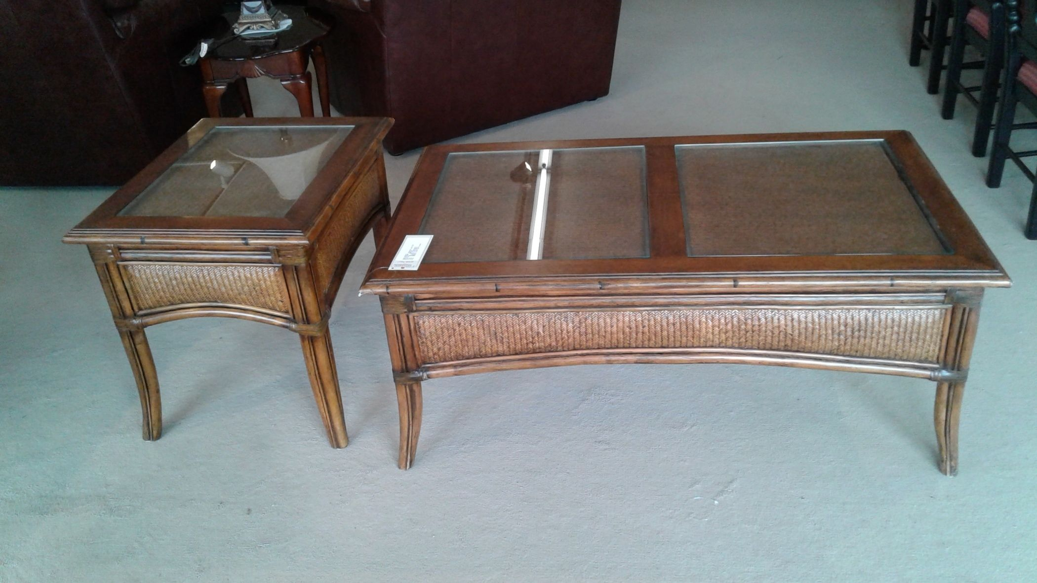 Amazing Benchcraft Cocktail And End Delmarva Furniture Consignment Ncnpc Chair Design For Home Ncnpcorg