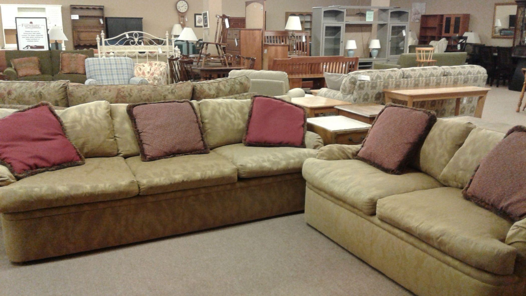 Moire Pattern Sofa Loveseat Delmarva Furniture Consignment - Moire-unique-sofa-design
