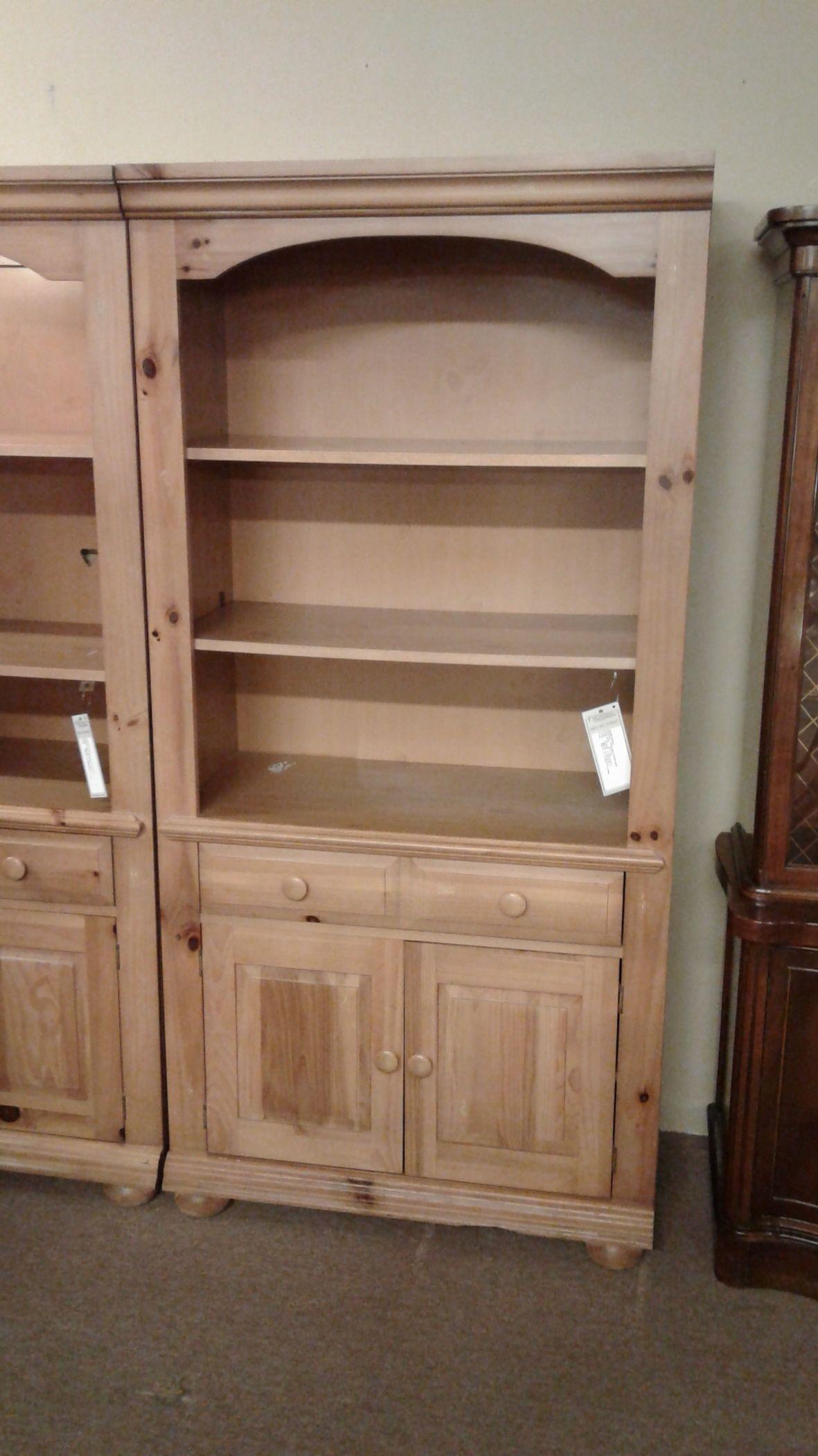 Broyhill Fontana Bookcase Delmarva Furniture Consignment