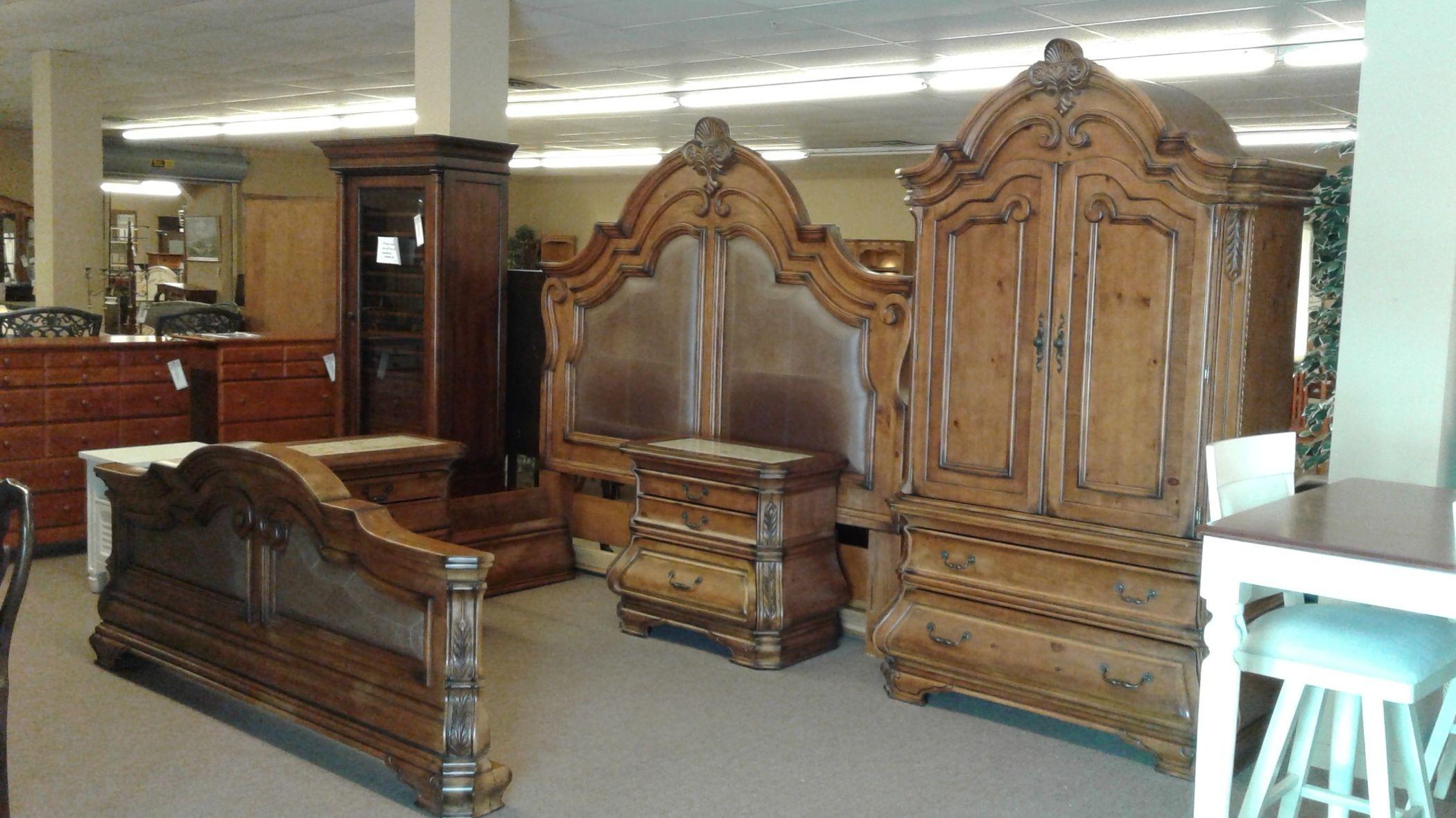 Michael Armine Bedroom Set Delmarva Furniture Consignment