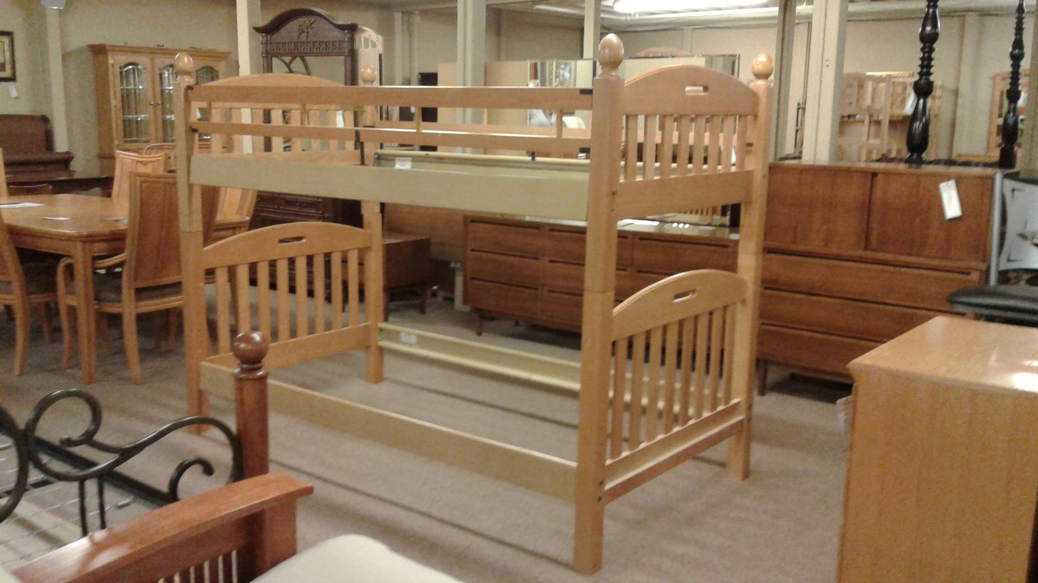 Bassett Bunk Beds Delmarva Furniture Consignment