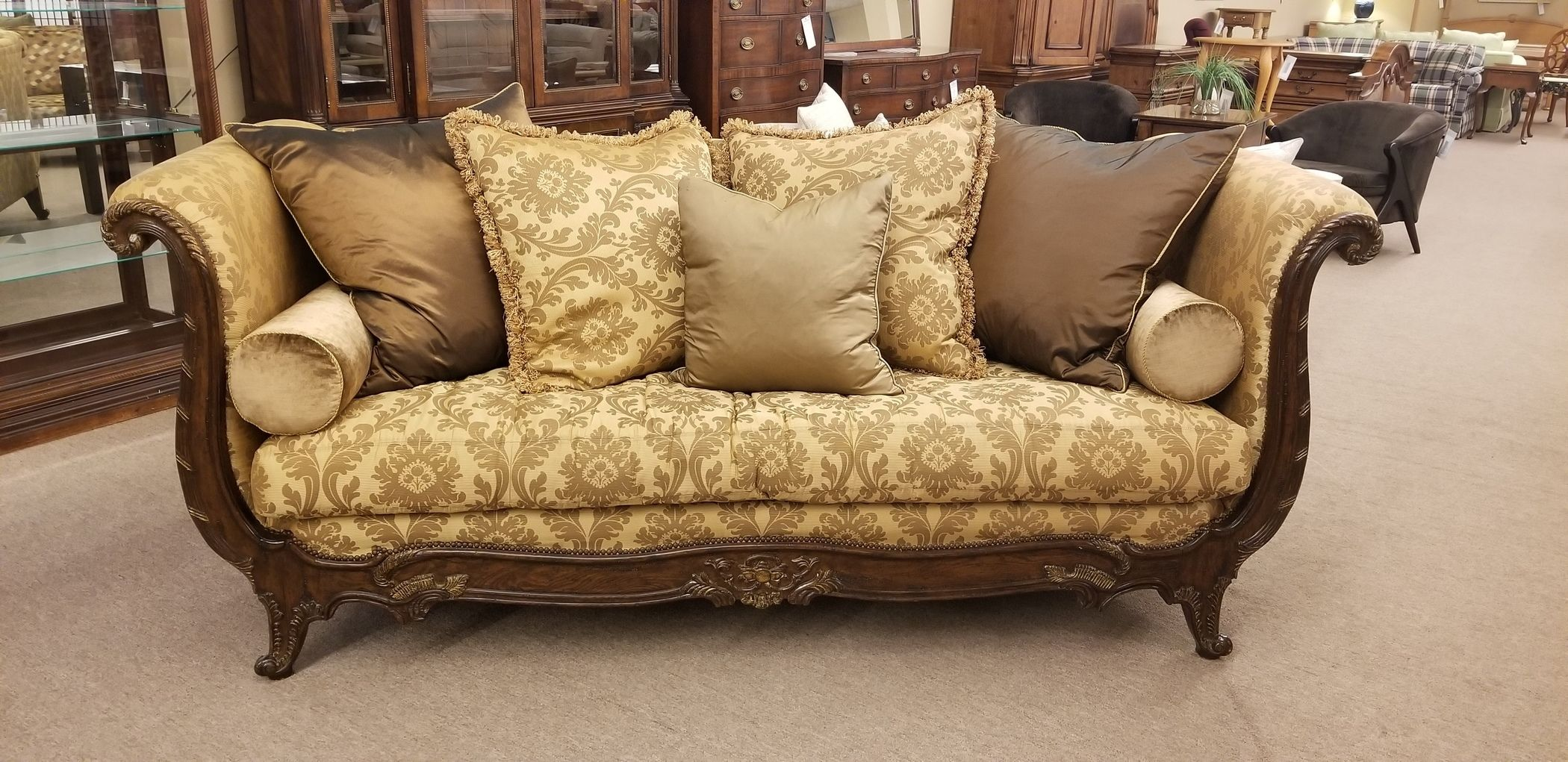 Image result for throw pillow with different textures wool,leather,linen on a couch