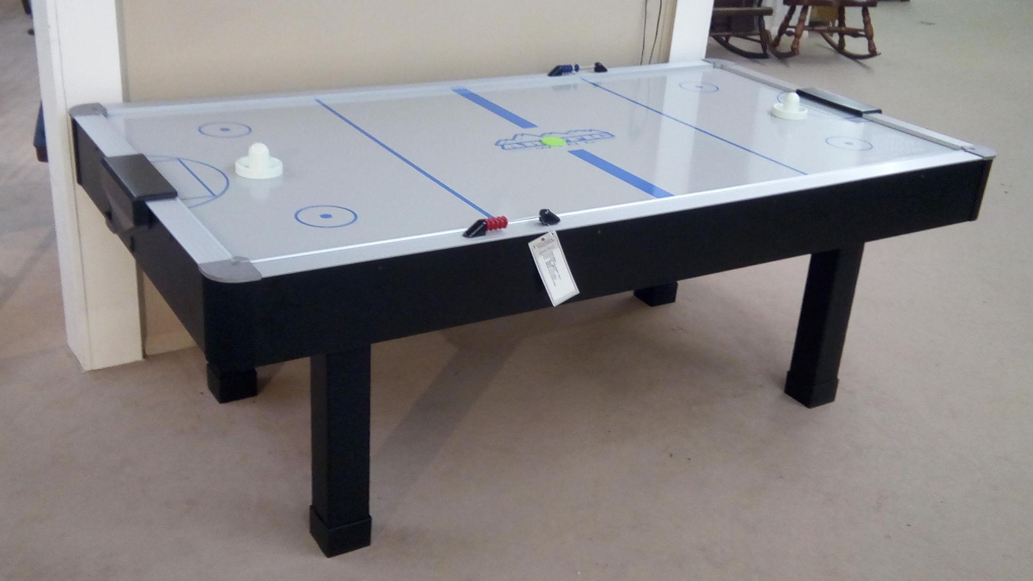 Arctic Wind Air Hockey Table Delmarva Furniture Consignment