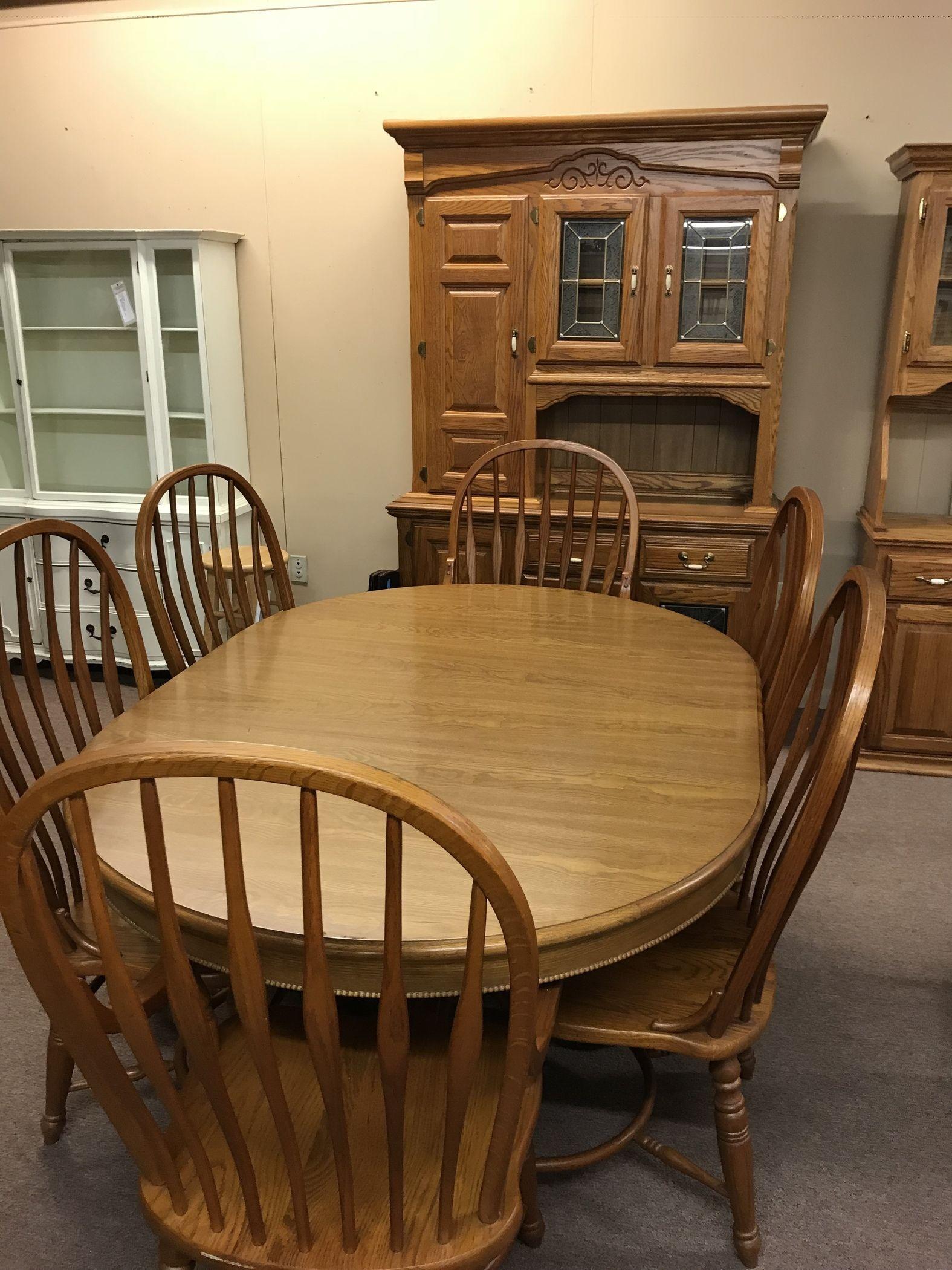 Virginia House Dining Room Set Delmarva Furniture