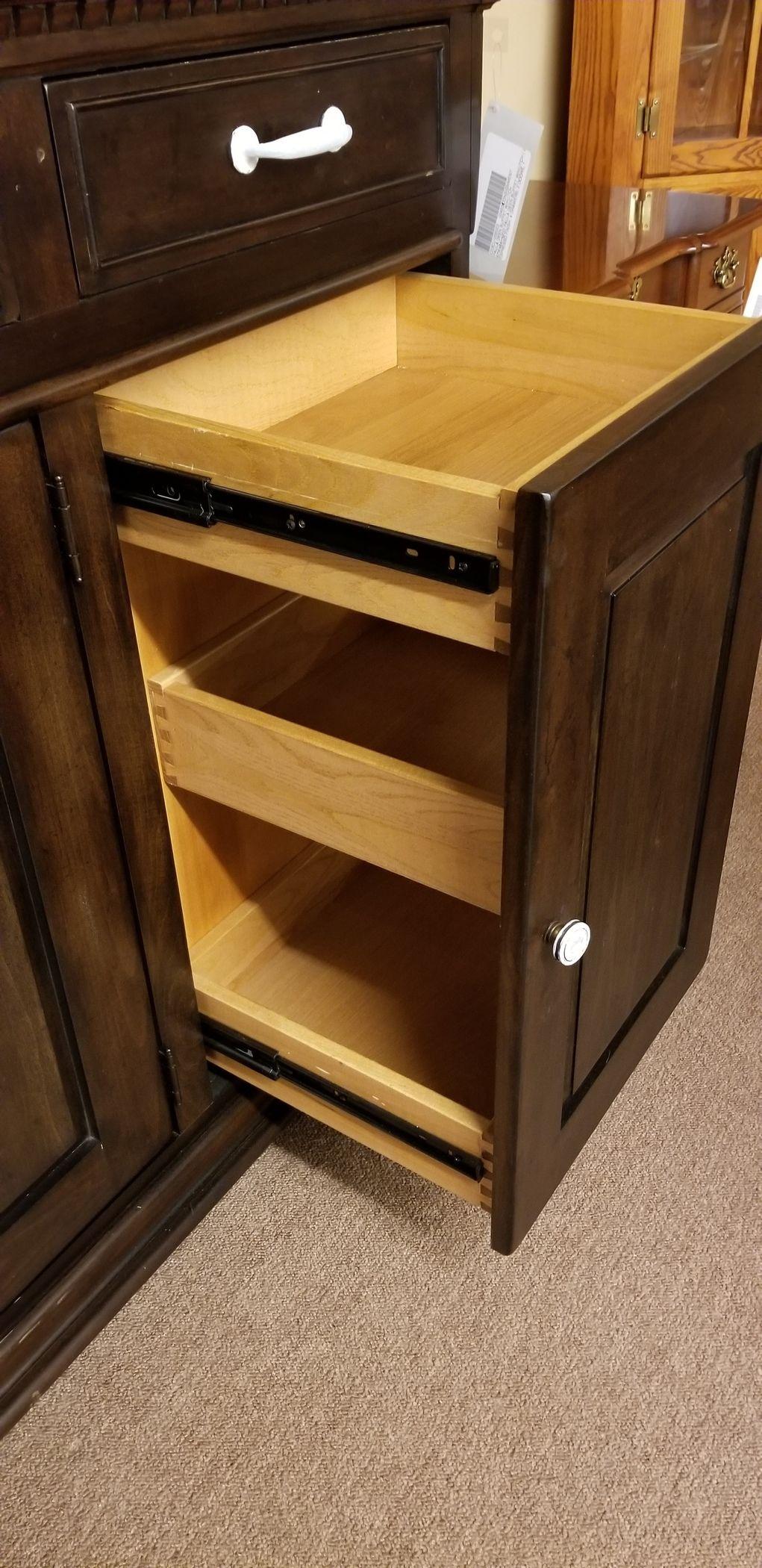 Paula Deen Buffet W Hutch Delmarva Furniture Consignment