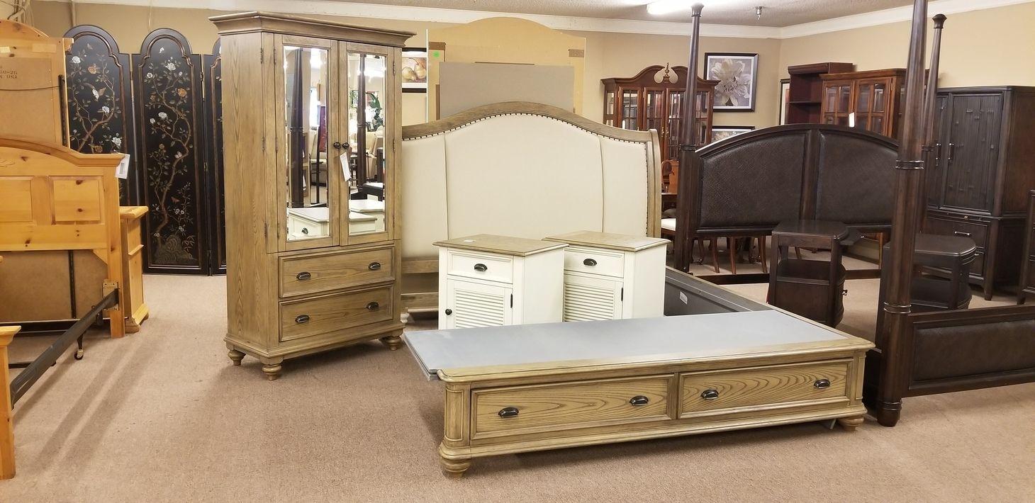 RIVERSIDE BEDROOM SET | Delmarva Furniture Consignment