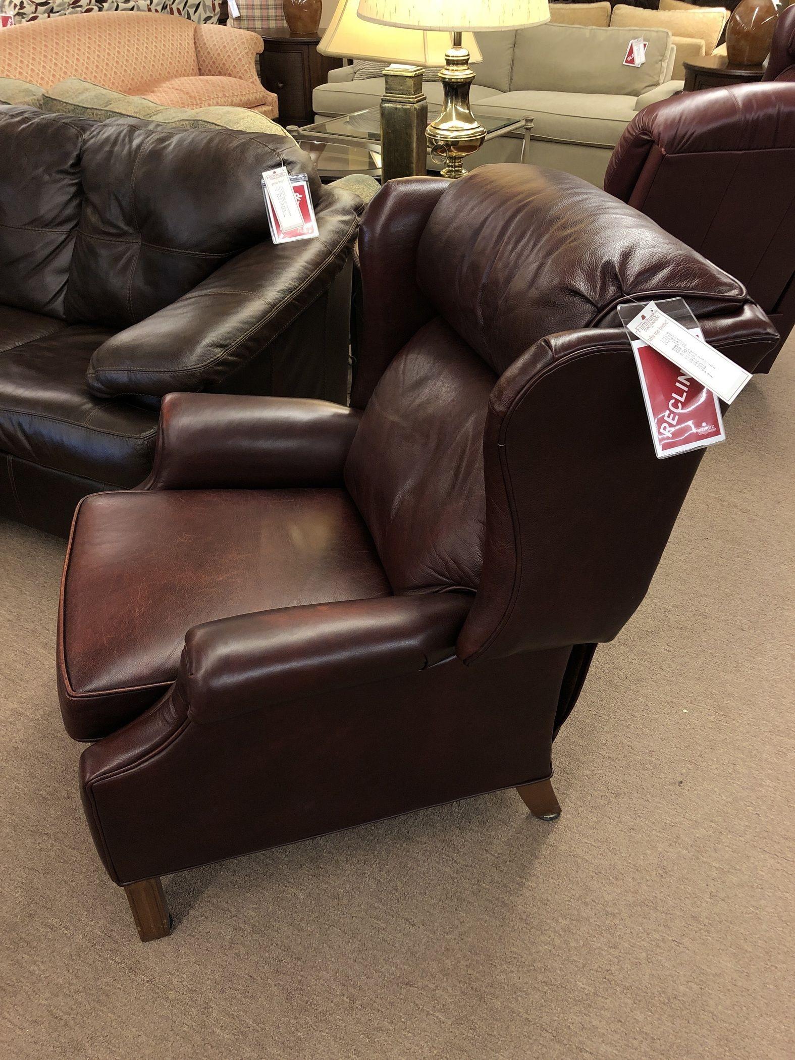 Magnificent Ethan Allen Leather Recliner Delmarva Furniture Short Links Chair Design For Home Short Linksinfo