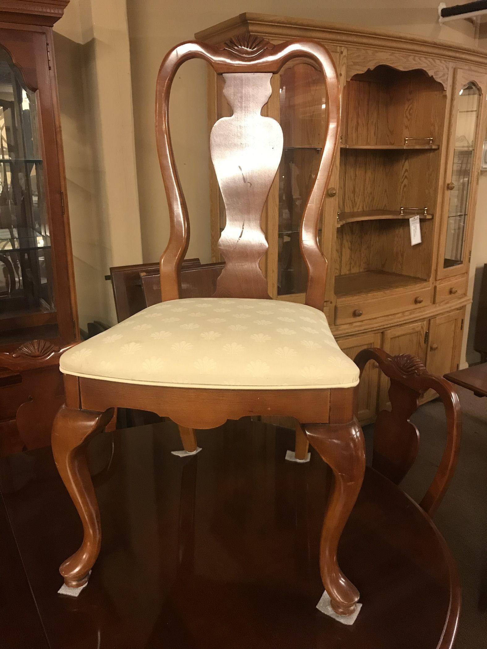 Stanley Cherry Dining Room Set Delmarva Furniture Consignment