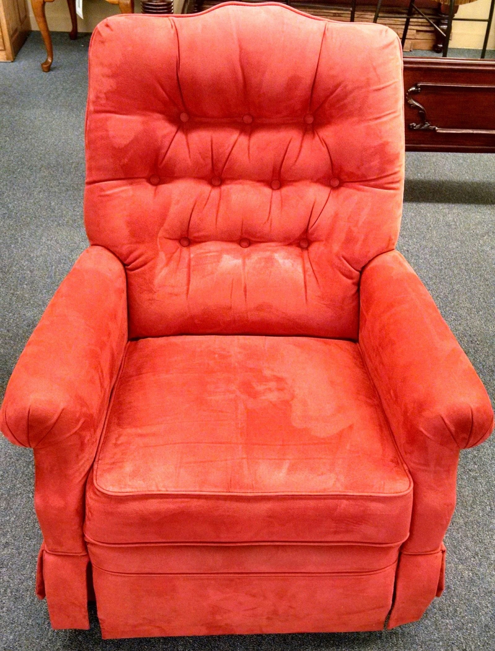 Lazyboy Coral Recliner Delmarva Furniture Consignment