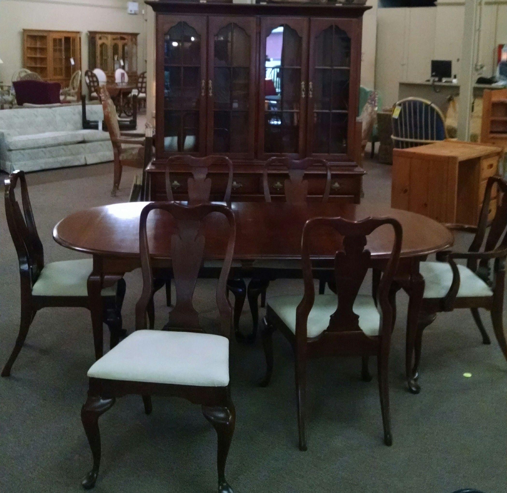 Cresent dining set delmarva furniture consignment