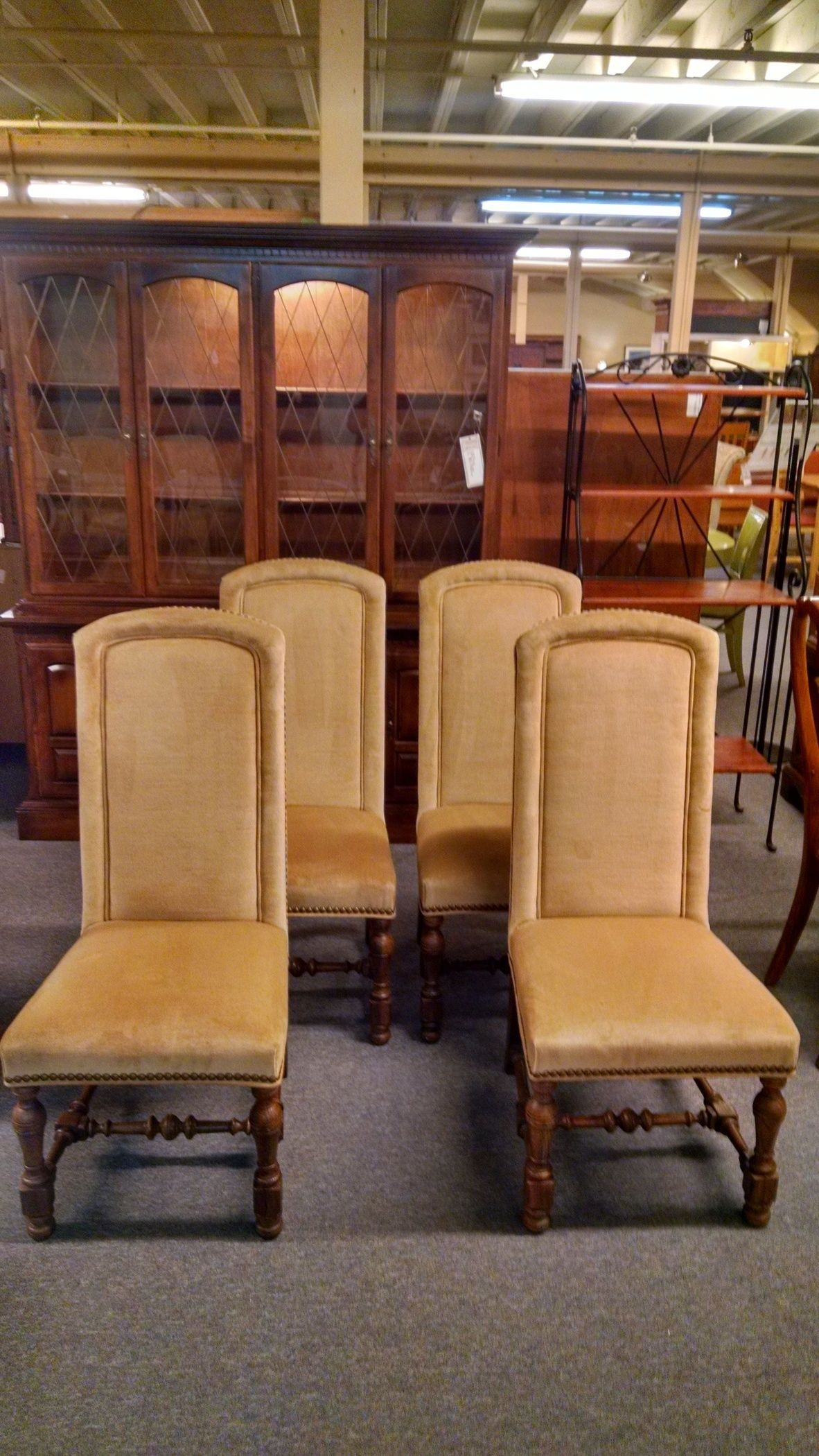 Ethan allen dining chairs delmarva furniture consignment