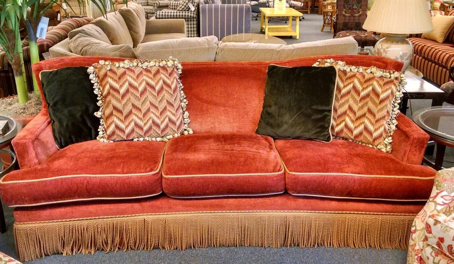 Rust Colored Sofa 1025theparty Com ~ Rust Colored Sectional Sofa