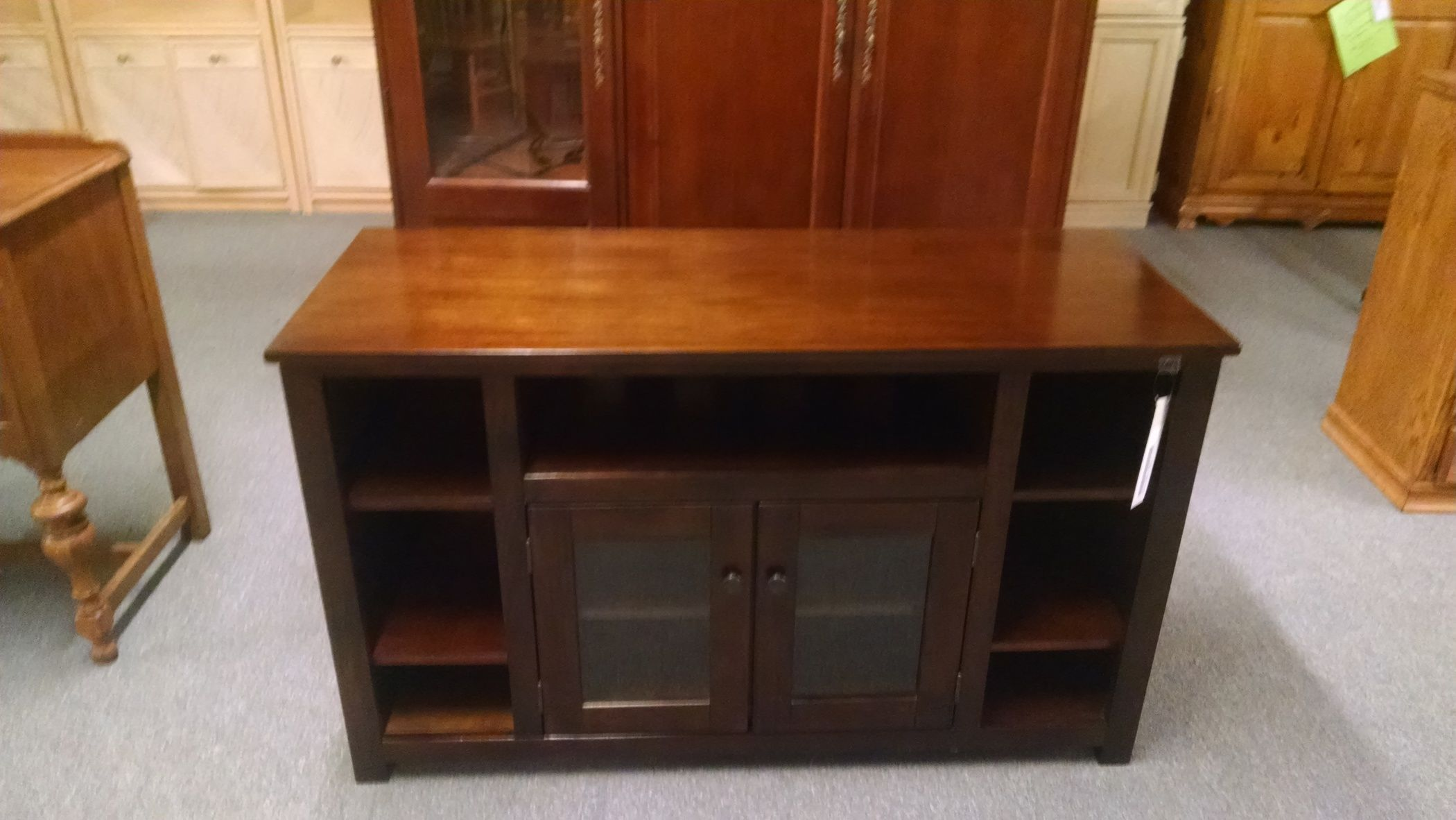Ashley Media Cabinet Delmarva Furniture Consignment