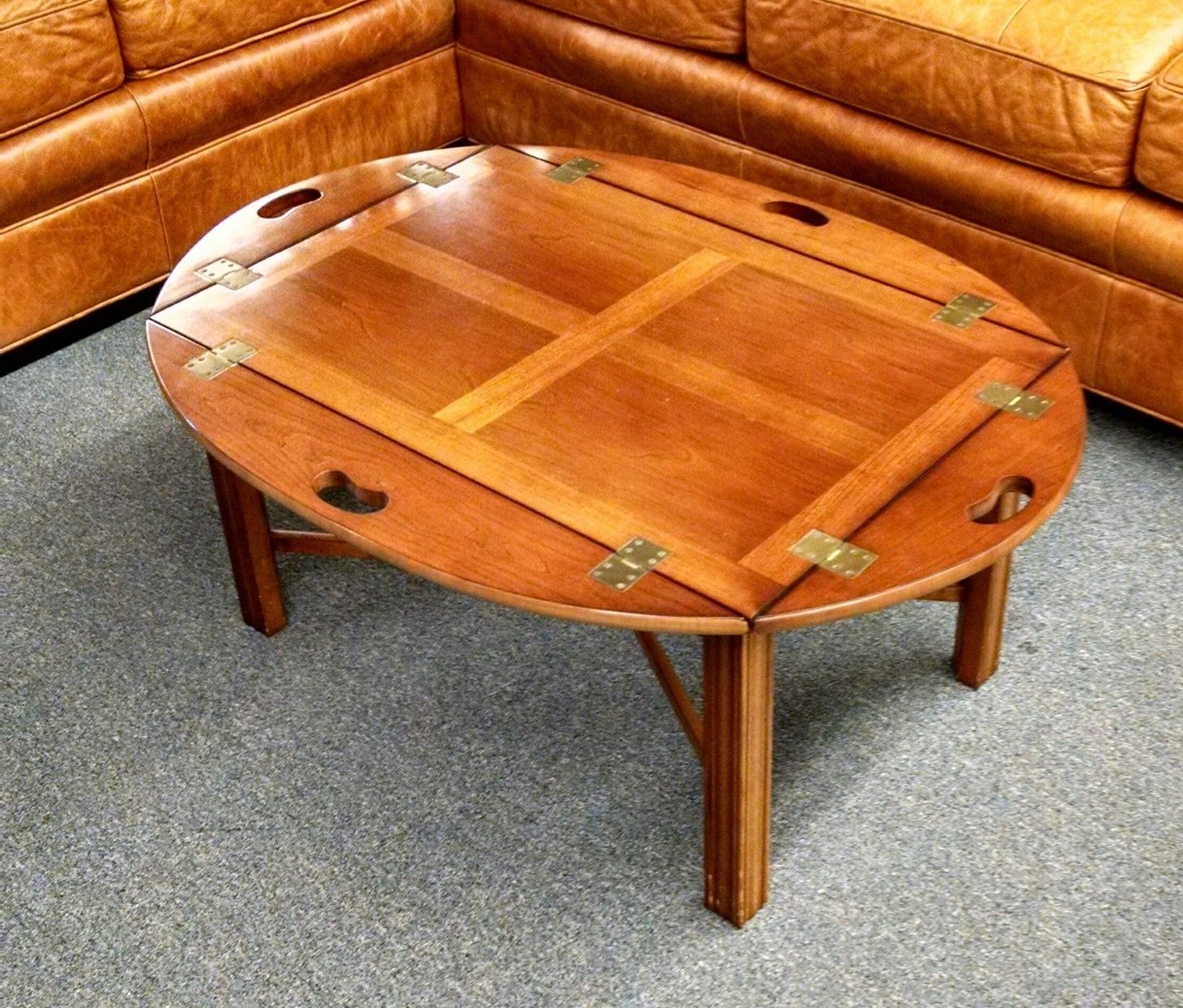 Butlers Tray Cocktail Table Delmarva Furniture Consignment